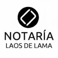 NOTARIA LAOS DE LAMA