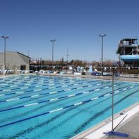 Palmdale Oasis Park Pool